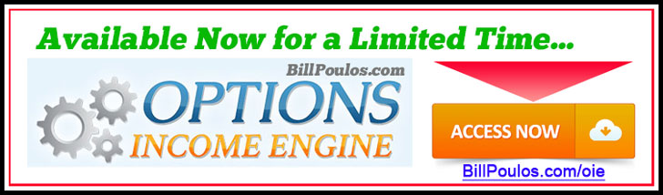 SIGN UP for Options Income Engine