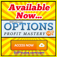 Bill Poulos Options Profit Mastery 2.0  - DOWNLOAD