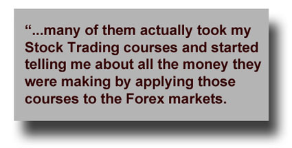 Trading Lies - FOREX vs. Stock Market Trading