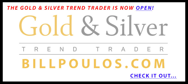 SIGN UP for Sign up for Gold & Silver Trend Trader