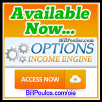 Bill Poulos Options Income Engine  - DOWNLOAD