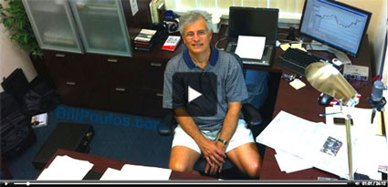 PLAY VIDEO: Forex Secret Weapon - Bill Poulos