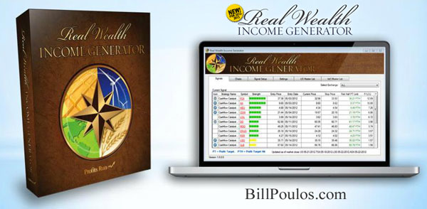 Real Wealth Income Generator